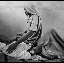 La tragedia de Sudán. Un proyecto de Diseño y Fotografía de Cristina Merino         - 14.09.2010