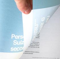 GALIZA en SUIZA /libro. Un proyecto de Diseño de Maci - Jueves, 16 de septiembre de 2010 23:01:38 +0200