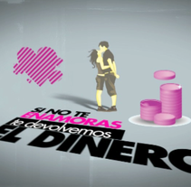 Meetic. A Advertising, and Motion Graphics project by Duplo Motiongraphics  - Sep 17 2010 11:22 AM