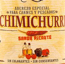 Gráfica de Producto Chimichurri & Company. Um projeto de Design de alberto alvarez - 18-09-2010