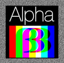 Alpha Beta. A Design project by Juan Galavis - Sep 30 2010 12:46 AM