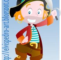 ilustración infantil. A Illustration project by elvis pedro nsue  - 08-10-2010