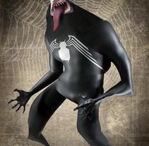 Venom 2.0. A Design, Illustration, Advertising, and Photograph project by R M         - 22.10.2010