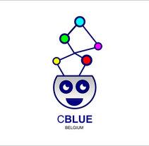Prueba logo-CBlue. Um projeto de Design de Jorge P.Polim         - 27.10.2010