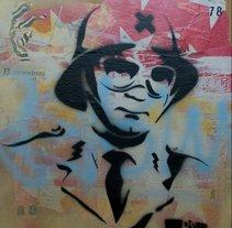 from street to canvas. Un proyecto de Diseño e Ilustración de Mr. Zé  - Miércoles, 03 de noviembre de 2010 09:43:43 +0100