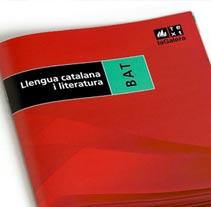 Catálogo Bachillerato. A Design project by XM disseny gràfic - 03-11-2010