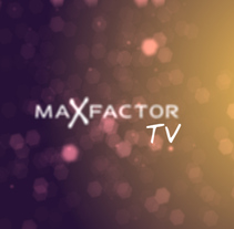 MaxFactor Fresissui. A Motion Graphics project by Clara  Thomson - Nov 11 2010 11:06 AM