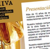 Francesc Chiva. A Design, Software Development, and UI / UX project by Ramón García         - 11.11.2010