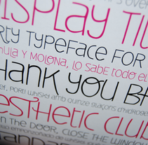 Deibi Free font. A Design, Illustration, Software Development&IT project by Wete  - 11-11-2010