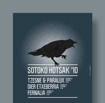Sotoko Hotsak '10. A Illustration, and Graphic Design project by La caja de tipos  - Nov 09 2010 12:00 AM