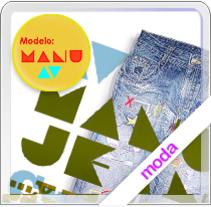 AV™ Manu® Jean. Un proyecto de Diseño, Publicidad y UI / UX de Alexandre Martin Villacastin - 24-11-2010