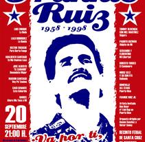 Homenaje a Frankie Ruiz. Un proyecto de Diseño de djb          - 25.11.2010