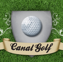 Canal Golf. A Motion Graphics, Film, Video, and TV project by Nicolás Porquer Bustamante - 10-01-2011