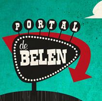 Tarjeta Navideña. Un proyecto de Diseño, Ilustración y Publicidad de Lore Vigil-Escalera aka (LOV-E) - Martes, 11 de enero de 2011 13:24:21 +0100