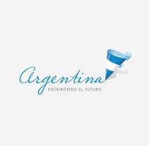 IDENTIDAD GLOBAL - BICENTENARIO ARGENTINA. A  project by Vilma León         - 29.01.2011