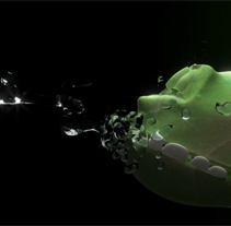 Splashes. A Design, Motion Graphics, and 3D project by joan masoliver         - 01.02.2011