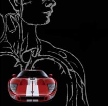 Ford. Un proyecto de Publicidad de Javier Carmona Baraza         - 01.02.2011