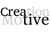 CreationMotive - Logo Experimentation. A  project by Borja de Zavala - 06-02-2011