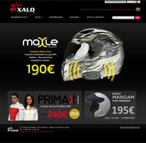 Xalo Tecnoracing. A Design, and Software Development project by Patricia García Rodríguez         - 09.02.2011