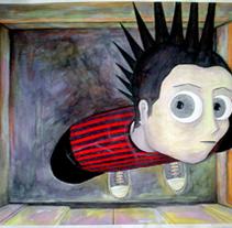 de aquí y de allá. Un proyecto de Ilustración de isa  cejas         - 09.02.2011