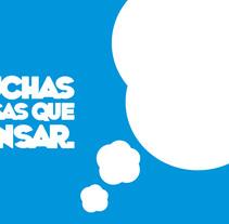 Muchas Cosas Que.... Un proyecto de Diseño e Ilustración de C. Germán González         - 14.02.2011