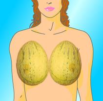Palpación de melones. Um projeto de Publicidade de Patricil Complex         - 08.03.2011