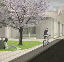 Magatzem. Un proyecto de Diseño, Instalaciones y 3D de Salvador Bru - 22-03-2011