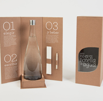 Esto no es una botella de agua. Un proyecto de Diseño de Helena Perez Garcia         - 02.04.2011