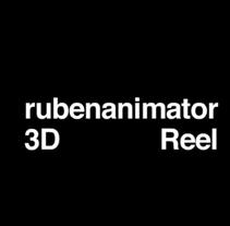 3Dreel. Un proyecto de Diseño, Ilustración, Publicidad, Motion Graphics, Instalaciones, Cine, vídeo, televisión y 3D de Rubén García - 05-04-2011