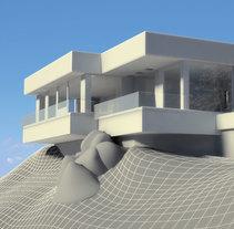 Diseño 3D. A 3D project by Almudena  de Noriega Buendía - Apr 12 2011 12:00 AM