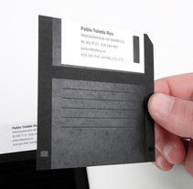 Pablo Toledo. A Design, IT&Illustration project by MODIK  - Apr 26 2011 12:33 PM