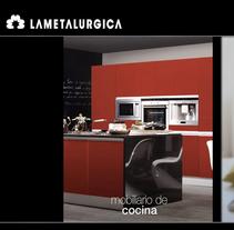 Web La Metalurgica. Un proyecto de Diseño de Eric Torralba - Jueves, 28 de abril de 2011 20:35:49 +0200