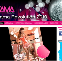 FAMA_REVOLUTION. A Design, Advertising&IT project by Paula Araújo Losas - May 12 2011 11:16 AM