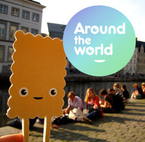 Around the world. A Design, Illustration, and Photograph project by LaMerienda         - 14.05.2011