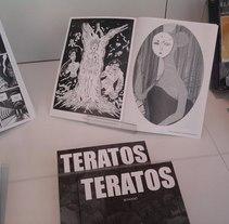 Ilustraciones interiores para . A Illustration project by Jesús Prieto Revuelta         - 17.05.2011