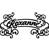 Roxanne. A Design project by JESÚS  PANIAGUA DE PAZ         - 28.10.2011