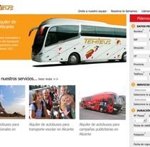 Temibus. Un proyecto de Diseño, Publicidad, Desarrollo de software e Informática de Dámaris Muñoz Piqueras - 17-06-2011