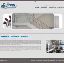 Afrinox. Un proyecto de Diseño de Patricia García Rodríguez         - 24.05.2011