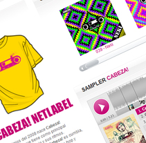 Cabeza! Netlabel. Un proyecto de Desarrollo de software de Germán de Souza  - Domingo, 29 de mayo de 2011 21:16:39 +0200