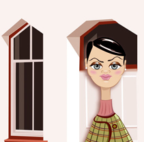 Hollidays. A Illustration project by Sandra Romero - Jun 02 2011 08:52 PM
