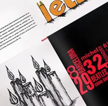 Behind the Door. A Design&Illustration project by Maria del Sol Lavilla - 07-06-2011