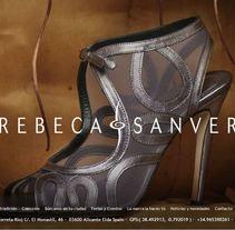 Rebeca Sanver. Un proyecto de Diseño, Publicidad y Desarrollo de software de Dámaris Muñoz Piqueras - 01-07-2011