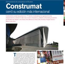 Construmat. Um projeto de  de Martin Garcia Fernandez         - 04.07.2011