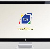 TVE Temática. Un proyecto de Diseño de Lorenzo Bennassar - Jueves, 07 de julio de 2011 17:06:29 +0200