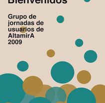 Cartel Altamira. A Design&Illustration project by Marta García         - 10.07.2011