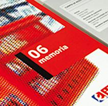 Memoria EROSKI. Un proyecto de Diseño, Ilustración, Publicidad, Instalaciones y Fotografía de DUPLO Comunicació Gràfica         - 11.07.2011