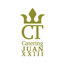 Catering Juan XXIII Imagen Corporativa . A Design, Illustration, and Advertising project by Símbolo Ingenio Creativo         - 15.07.2011