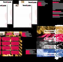 Proyecto final_Bestiam. Um projeto de Design de Eva Domingo Rojas         - 03.08.2011