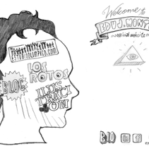 Official Website. Un proyecto de Diseño, Ilustración, Publicidad, Música, Audio, Motion Graphics, Fotografía, Cine, vídeo y televisión de Eduard Montoya López         - 05.08.2011