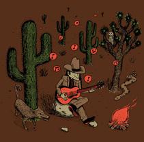 Ilustración sin más. Un proyecto de Ilustración de Alejandro Milà - 17-08-2011